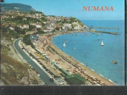 NUMANA. PANORAMA.. VIAGGIATA --NO-1975-FG.E94.M- - Ancona