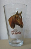 AC - GIDRAN Gidran Hungarian Anglo-Arab HORSE ILLUSTRATED GLASS FROM TURKEY - Other Collections