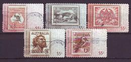 AUSTRALIEN - 2009 - MiNr. 3219 - 3223 - Gestempelt - Gebraucht