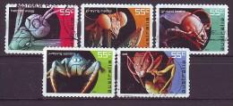 AUSTRALIEN - 2009 - MiNr. 3246 - 3250 - Gestempelt - Gebraucht