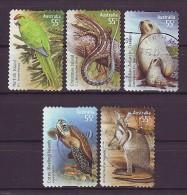 AUSTRALIEN - 2009 - MiNr. 3256 - 3260 - Gestempelt - Gebraucht