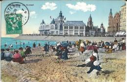 OSTENDE - BELGIO - KURSAAL - F/P - V - Oostende