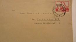 DDR: Brief Mit 24 Pf  Messe 1951 Aus BERLIN-WEISSENSEE - Mke Mit Mängel- Vom 17.3.51  Knr: 282 - DDR