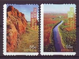 AUSTRALIEN - 2010 - MiNr. 3390 + 3391 - Gestempelt - 2010-... Elizabeth II