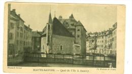 Cl.Horizins De France/Almanach Vermot - Quai De L'Ile à Annecy - Annecy-le-Vieux