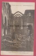62 - LAVENTIE--Interieur De L'Eglise En Ruines  Février 1916----WW1 - Laventie