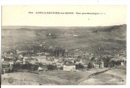 Cp, 39, Lons-le-Saunier-les-Bains, Vue Panoramique - Lons Le Saunier