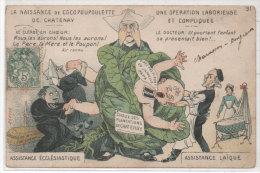 Affaire Steinheil - La Naissance De Cocopoipoulette De Chatenay - Une Opération Laborieuse ... (84221) - Illustrators & Photographers