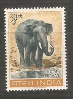Sello  Nº 150  India - Elefantes