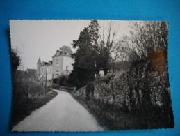 VITRAC  -  24  -  Bourg  -  Château Fort St Martin  -  Dordogne - France