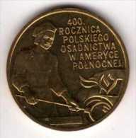 Pologne : 2 Zlote 2008 Commémorative - Polonia