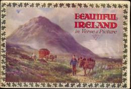 Brochure Toerisme Tourisme - Beautiful Ireland - Ierland - Dépliants Touristiques