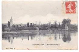 35 - Combourg - Paysage De L'Etang - Col. C. Lision N° 4 - 1908 - Combourg