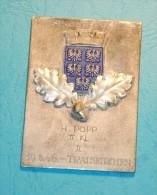 Austria - 1946 - Traiskirchen - Entriegelungschips Und Medaillen