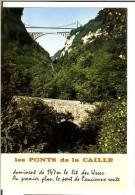 E.3222. Ed J.Cellard  -Les Ponts De La Caille Au Dessus Des Torrents Des Usses - France