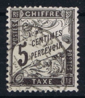 France: Yv Nr Taxe 14 Gestempelt/used/obl. - Postage Due