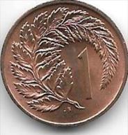 New Zealand 1 Cent 1971  Km 31.1     Unc!!! - Nouvelle-Zélande