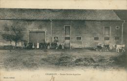 54 CHAMBLEY BUSSIERES / Ferme Sainte-Appoline / - Chambley Bussieres