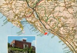 Monastero S. Croce - Casa Di Incontri Spirituali - PP. Carmelitani Scalzi - Bocca Di Magra (La Spezia) - Altre Città