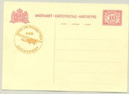Nederlands Indië - 1932 - Luchtpostreklame Op 10 Cent Cijfer, G53c - Nederlands-Indië