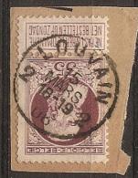 MW-2214     LOUVAIN   2   OCB 77   Op Fragment - 1905 Grosse Barbe