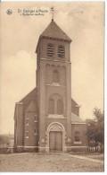 SAINT GEORGES Sur MEUSE (4470) L église Sur Les Bois - Saint-Georges-sur-Meuse