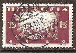 Schweiz 1919 // Michel 148 O (17.659) - Gebruikt