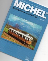 Briefmarken MICHEL Rundschau 1/2016-plus Neu 6€ New Stamps World Catalogue / Magacine Of Germany ISBN 978-3-95402-600-5 - Magazines: Abonnements