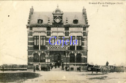 59 - Grand-Fort-Philipe - Mairie - France