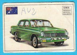 HOLDEN PREMIER - Australia Car  ( Yugoslavian Vintage Sticker ) Automobile Auto Cars Voiture Automobiles Automobil Autos - Cars