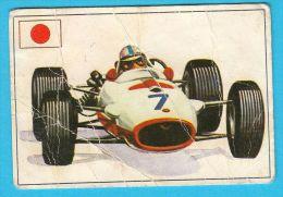 HONDA FORMULA  - Japan Car F1  ( Yugoslavian Vintage Sticker ) Automobile Auto Cars Voiture Automobiles Automobil Autos - Car Racing - F1