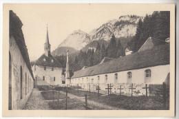 38 Monastère De La Grande Chartreuse Le Cimetière - Chartreuse