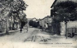 47 LA SAUVETAT SUR LEDE Avenue De VILLENEUVE SUR LOT - Autres Communes