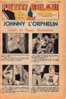 Hebdo.  PETITS BELGES.    N°50  -   11 Décembre 1938.   (BD-Johnny L´Orphelin) - Kranten