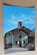 @   ITALIE     -     COURMAYEUR CAPELLA CHAPELLE SAINT GERMAIN     @ - Unclassified