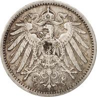 GERMANY - EMPIRE, Wilhelm II, Mark, 1911, Berlin, TTB+, Argent, KM:14 - [ 2] 1871-1918: Deutsches Kaiserreich