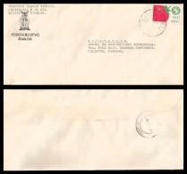 E)1993 MEXICO, MEXICO EXPORTA,  STRAWBERRIES, CIRCULATED COVER FROM ESCUINAPA TO CULIACAN-SINALOA, INTERNAL USAGE,  XF - Mexico