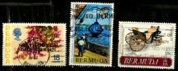 Bermudes Scott N°290.333.609...oblitérés - Bermudes