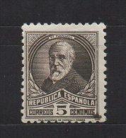 P435.-. SPAIN / ESPAÑA .-. 1931-32 .-. SC#: 516 - MH - FRANCISCO PI Y MARGALL. CV: US$3.00 - 1931-50 Nuevos & Fijasellos