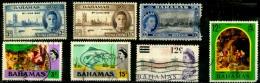 BahamasScott N°130.131 Neufs**167.238.315.324.312..oblitérés  167 Abimé - Bahamas (1973-...)