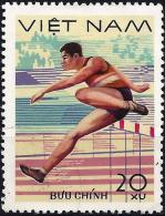 Vietnam 1978 - Sport : Hurdling ( Mi 963 - YT 98 ) - Viêt-Nam