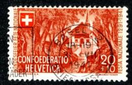 9398  Swiss 1941  Michel #397  ( Cat. 2.50€ ) - Gebraucht
