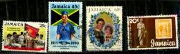 Jamaique Scott N° 671.721.541.458..oblitérés - Jamaica (1962-...)
