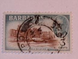 BARBADES / BARBADOS   1950  SCOTT #218 - Barbades (1966-...)