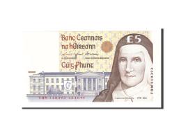 Ireland - Republic, 5 Pounds, 1994, KM:75b, Undated, NEUF - Irlande