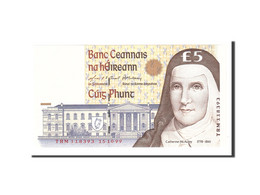 Ireland - Republic, 5 Pounds, 1994, KM:75b, Undated, NEUF - Irlanda