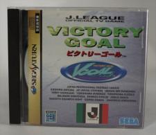 Sega Saturn Japanese : Victory Goal GS-9002 - Sega