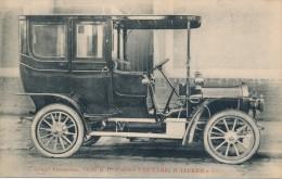 AUTOMOBILE - Coupé Limousine - 14-16 H.P. - Voiture CHÉNARD - WALCKER & Cie - Passenger Cars