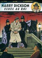 Jaquette De Bd De 4 Pages 33c50 (deplie) Cm Imprimer Recto Verso Harry Dickson - Harry Dickson