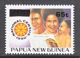 PAPUA  NEW  GUINEA  869   ** - Papua New Guinea